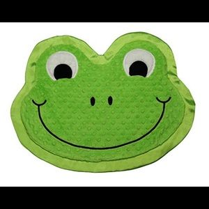 NWT Stomp the Frog Large Happy Blankie
